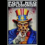 Emek Post Neo Explosionism Poster