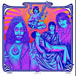 Emek, Hampton and Jermaine Beatles I'd Love To Turm You On Art Print