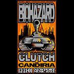 Mike Martin Biohazard Poster