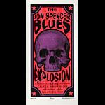 Mike Martin Jon Spencer Blues Explosion Poster