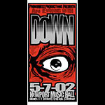 Mike Martin Down Poster