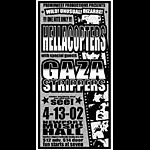Mike Martin Hellacopters Poster