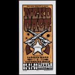 Mike Martin Neko Case Poster