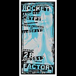 Mike Martin Rocket From The Crypt Poster