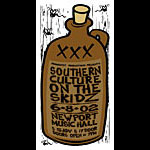 Mike Martin Southern Culture On The Skids Poster