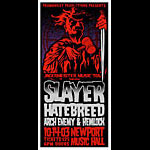 Mike Martin Slayer Poster