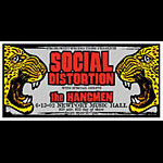 Mike Martin Social Distortion Poster