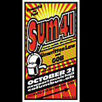 Mike Martin Sum 41 Poster