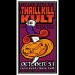 Mike Martin My Life With The Thrill Kill Kult Poster