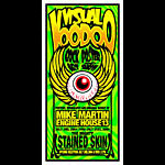 Mike Martin Visual Voodoo Poster