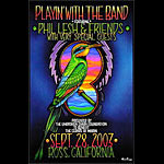 Michael Everett Phil Lesh & Friends Poster