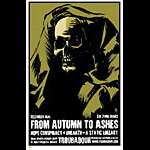 Brian Ewing From Autumn To Ashes Poster