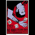 Brian Ewing No Knife Poster