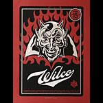 Thomas Scott (Eyenoise) Wilco Poster