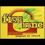 Thomas Scott (Eyenoise) Fishbone Poster