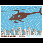 Thomas Scott (Eyenoise) Guided By Voices Poster
