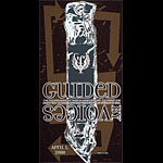 Thomas Scott (Eyenoise) Guided By Voices - The Figurehead 15th Anniversary Celebration Poster