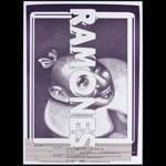 Thomas Scott (Eyenoise) Ramones Poster
