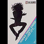 Terence Trent D'arby New Fillmore F10 Poster