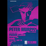 Peter Murphy New Fillmore F15 Poster