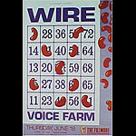 Wire New Fillmore F27 Poster