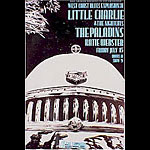 Little Charlie & The Nightcats New Fillmore F35 Poster