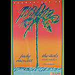 Judy Mowat New Fillmore Poster F40