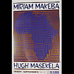 Miriam Makeba New Fillmore F47 Poster