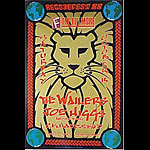 The Wailers New Fillmore F56 Poster