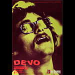 Devo New Fillmore F58 Poster
