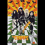 The Cramps New Fillmore Poster F61