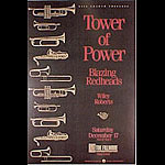 Tower Of Power New Fillmore Poster F69