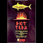 Hot Tuna (Acoustic) New Fillmore Poster F70