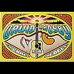 David Crosby New Fillmore F92 Poster