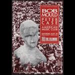 Bob Mould New Fillmore Poster F100