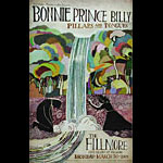 Bonnie Prince Billy New Fillmore F1003 Poster