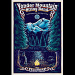 Yonder Mountain String Band New Fillmore F1005 Poster
