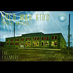Cold War Kids New Fillmore F1009 Poster