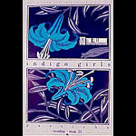 Indigo Girls New Fillmore Poster F101