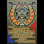 Avett Brothers New Fillmore Poster F1012