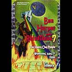 Ben Harper New Fillmore Poster F1015