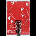 Tracy Chapman New Fillmore F1021r Poster