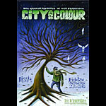 City And Colour New Fillmore F1037 Poster