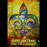 Galactic New Fillmore F1044 Poster