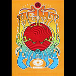 MGMT New Fillmore F1050 Poster