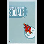 Broken Social Scene New Fillmore F1055 Poster