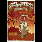Drive By Truckers New Fillmore F1057 Poster
