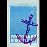 Frightened Rabbit New Fillmore F1058 Poster