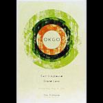 OK GO New Fillmore F1060 Poster