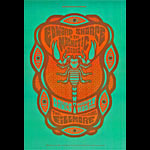 Edward Sharpe and the Magnetic Zeros New Fillmore F1061 Poster